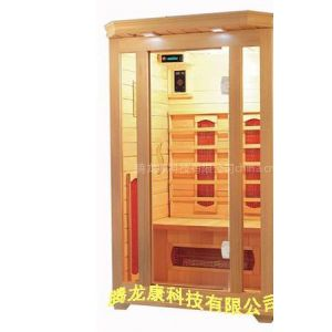 供应齐齐哈尔陶瓷管移动汗蒸房(2人)