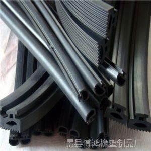 供应硅胶密封条 橡塑密封条 pvc密封条 热塑弹性体(TPE)条