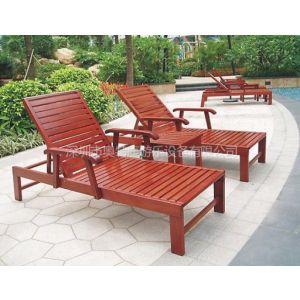 供应供应沙滩椅,阳光椅,实木躺椅,户外长椅