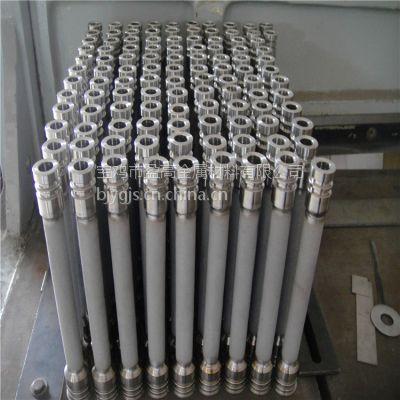 供应不锈钢高温合金粉末烧结滤芯.