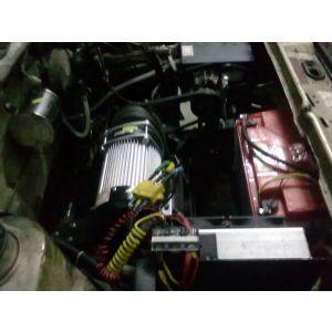 供应奇瑞电动教练车,桑塔纳教练车改装电动,捷达改电动车