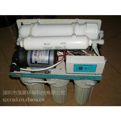 400G无桶纯水机 家用反渗透纯水机 净水器纯水机