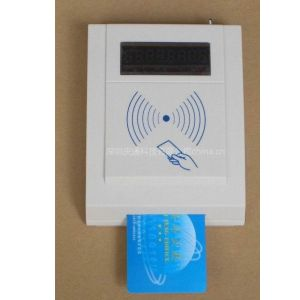 供应庆通RF500-MEM接触和非接触二合一IC卡读写设备