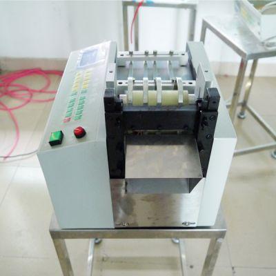 PE管裁切机 江苏切割机 热缩套管切断机 硅胶管自动机 薄膜剪膜机 pet薄膜裁剪机