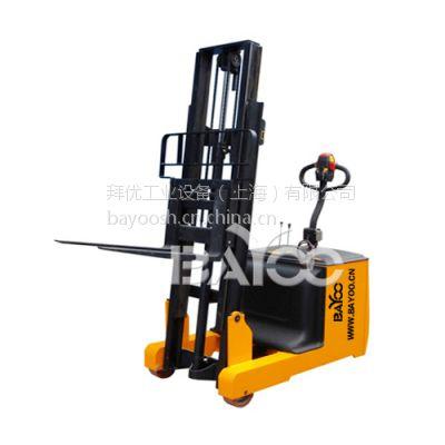 平衡重电动堆高车|平衡重堆高机|电动堆垛机|平衡重堆垛叉车