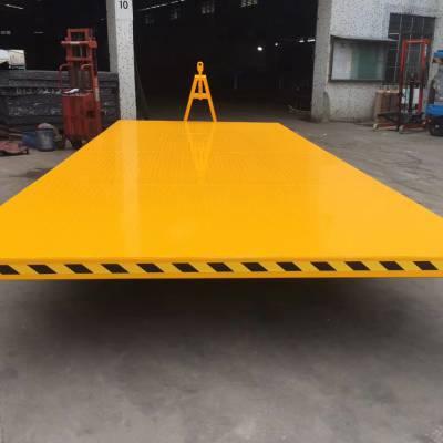 鑫力广东3吨ZT-B火车站行李平板搬运拖车 佛山机场拖板车厂价直销
