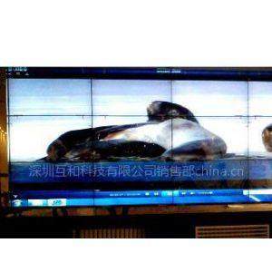 供应5.3mm液晶拼接墙 ,19~82寸显示器,触摸屏,融合,矩阵,网络监控方案等
