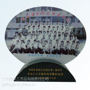 供应广州水晶彩印礼品策划 技术管理研讨会纪念品水晶彩印制作