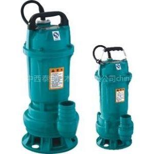供应污水污物潜水电泵