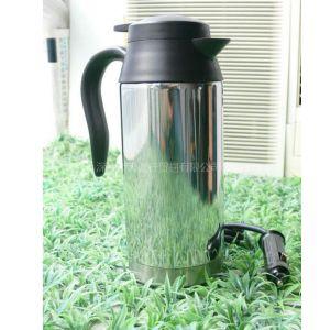 供应车载电热杯(镜面) 车载开水杯 开水壶 电水壶
