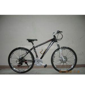 广州威腾自行车厂铝合金山地自行车V-AB33