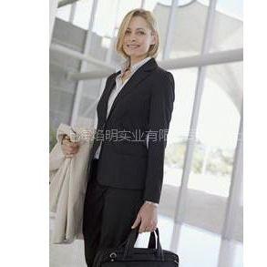 供应职业装 量身订做职业装 团体职业装 男女职业装 高档毛涤职业装