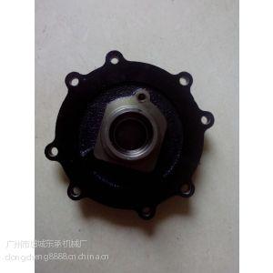 供应广州汽车空调压缩机配件厂推出打折电镀铸铁价格7H15型号-前盖法兰 .
