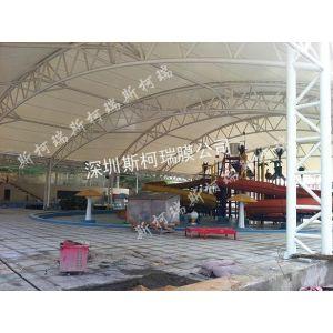 供应屋顶钢结构张拉膜/网架膜制作