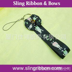 厂家供应手工多种织带款式的手机挂件、手机饰品