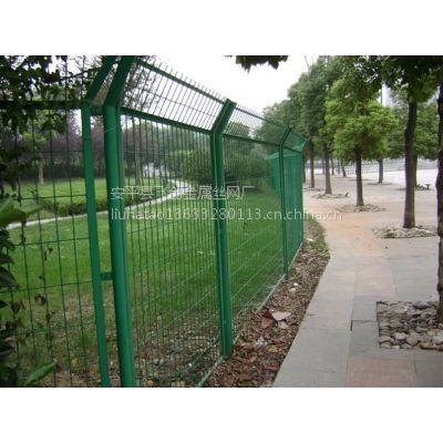浸塑框架护栏网,厂家直销,销售刘经理13633280113