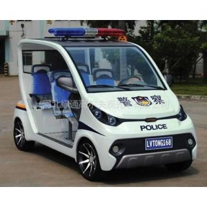 承德电动巡逻车--绿通电动车