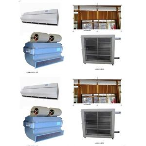 供应供应山东热风幕,暖风机,弧形旋转门,沈阳海风热风幕