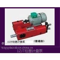 供应1ZJT-9.0/4.0,1ZJT-14.6/2.0柱塞计量泵