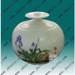 供应陶瓷蜂蜜罐 鑫腾陶瓷批发 大量定做