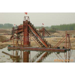 供应山东河沙磁选设备-铁砂船、采砂重选设备,业务电话15163648878