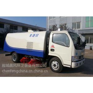 供应TSL5060东风多利卡3300国四扫路车