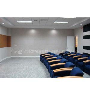 供应体育场吸声材料 ktv降噪材料 演播室隔音材料案例