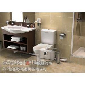 供应沈阳地下室排水设备_SFA污水提升器_地下酒吧排水_地下室淋浴房排水