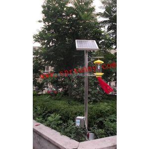 北京全自动太阳能杀虫灯安装价格适合用在果园