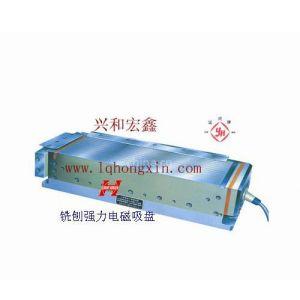【现货】供应铣XK52铣床用强力电磁吸盘X91 300X800临清电磁吸盘质量