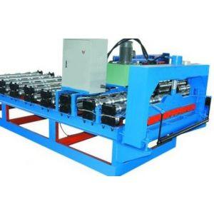 供应彩钢瓦机组、压瓦机设备的价格