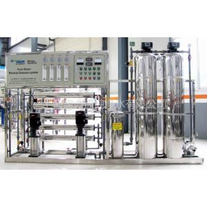 供应食品饮料汽水加工制水设备罐头加工用水设备