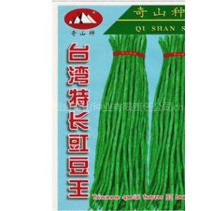 供应台湾特长豇豆王种子