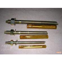 供应低价直销M12X160微山化学锚栓厂家批发M16X190精工化学锚栓送货上门M18-30化学锚栓