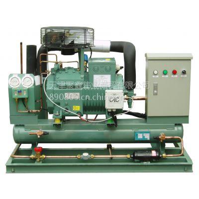 比泽尔压缩机6J-33.2低温冷冻冷藏33P保鲜冷库机组压缩机
