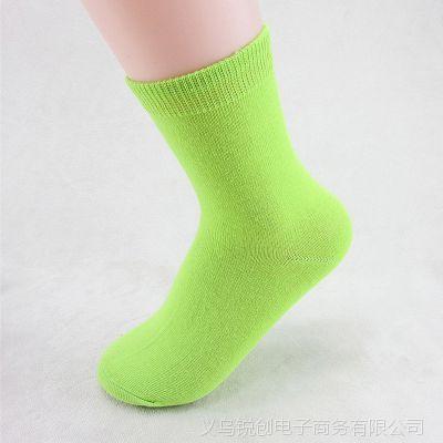 锐创 糖果色运动休闲袜 秋冬款女式多花型棉袜 批发 RW2421020