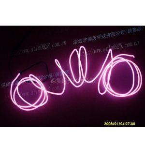 供应EL发光线(家居装饰,冷光线,汽车内饰)
