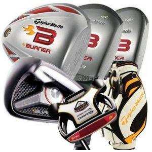 供应高尔夫球杆价格TaylorMade套杆碳身