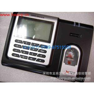 供应中控考勤机 X628指纹考勤机 TCP/IP通讯口 U盘下载