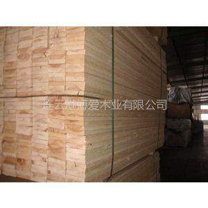 供应连云港供应樟子松无节材 赤松无节材  19MM的25的38的40等