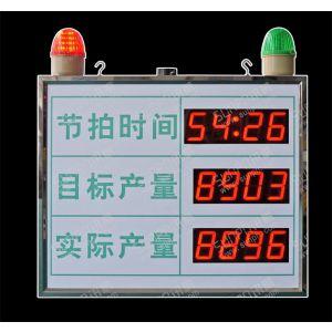 供应LED电子看板 生产线管看板