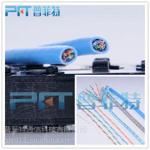供应网线厂家直销|屏蔽超五类铜包铝网线高性能超长传输180米稳定上网
