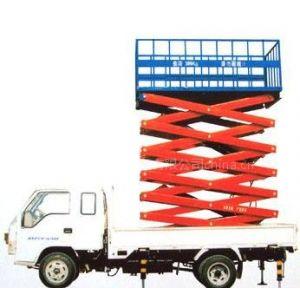 供应车载式升降平台移动式升降机高空作业车