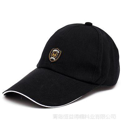 青岛帽子厂家加工生产定做供应棒球帽太阳帽广告帽旅游帽遮阳帽