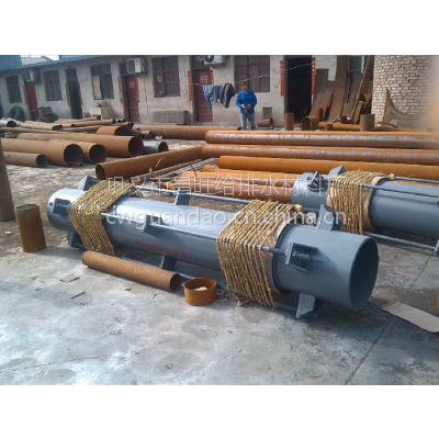 绥化昌旺专家直埋式波纹补偿器尺寸规范国标材质生产厂家