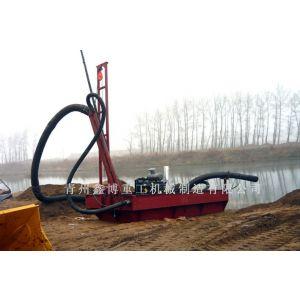 供应青州鑫博供应 小型抽沙船 订做抽沙船