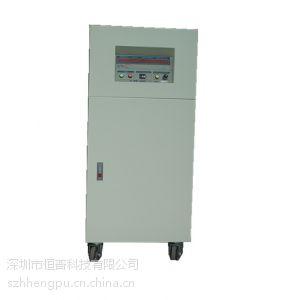 供应稳压电源的优点与4大发展趋势以及为您推荐的恒普三进单出15KVA变频电源