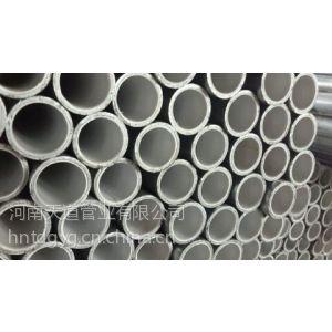 供应郑州水业管道厂家直销DN15-DN200各种壁厚钢塑复合管