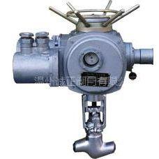 美标电动焊接式截止阀