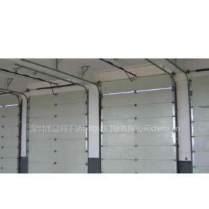 供应南山优质工业门水晶门翻板门 品质一流